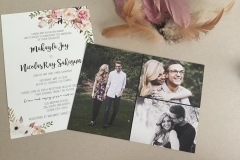 Utah Wedding Invitations -Beautiful Wedding Announcements