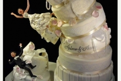 Wedding cake from my wedding ideas-com