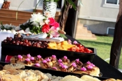Catering by Bryce - Utah Wedding Catering buffett 2