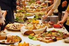 Catering by Bryce - Utah Weddings Catering buffet
