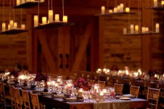 Utah wedding reception decorations Alpine Event Rentals