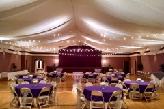 utah weddings decorations rentals I DO Decor cultural hall reception