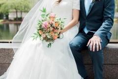 Utah wedding Flowers - Flower Patch bouquet