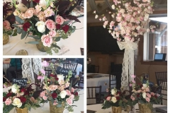 Utah wedding Flowers - Flower Patch centerpieces