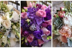 Utah wedding Flowers - Flowers Squared bouquets