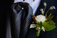 Utah wedding Flowers - Flowers Squared boutonniere