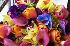 Utah weddings Flowers - Flowers Squared bouquet