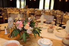 Utah weddings Flowers - Flowers Squared centerpieces