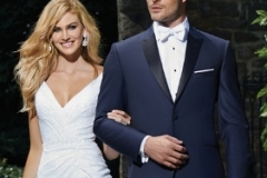 Utah Wedding Tuxedos - A Cleaner Image Formal Wear heather grey allure ike navy blake