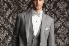 Utah Wedding Tuxedos - A Cleaner Image Formal Wear heather grey allure
