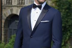Utah Wedding Tuxedos - A Cleaner Image Formal Wear navy blake