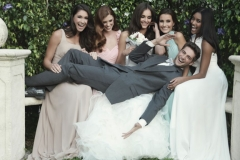 Utah Wedding Tuxedos - A Cleaner Image Formal Wear steel gray allure groom and maids
