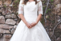 Utah wedding gowns - Allyses Bridal and Formal b1502
