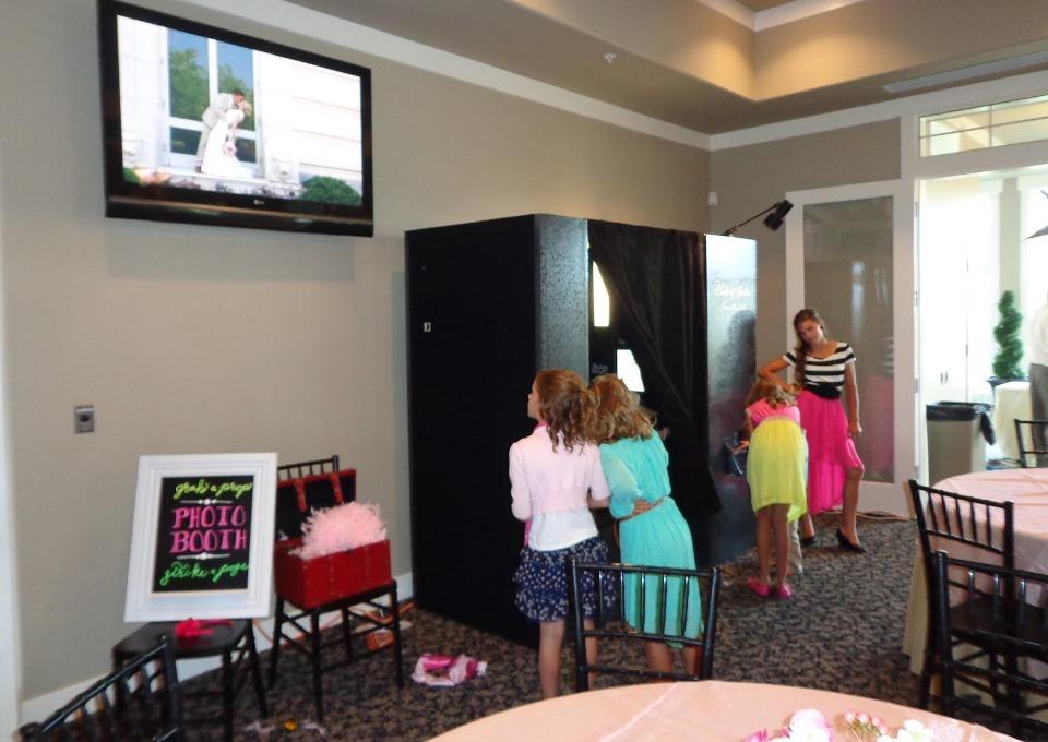 Utahs weddings photobooth