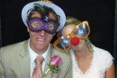 Utahs wedding photobooth photo