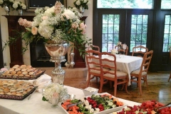 Utah wedding venue - Eldredge Manor wedding food