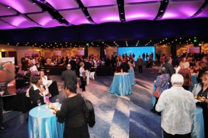 Draper Utah weddings reception venue Loveland Living Planet Aquarium BALLROOM