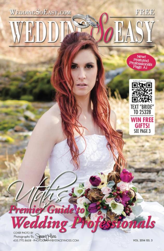 Wedding So Easy Cover 2014-3
