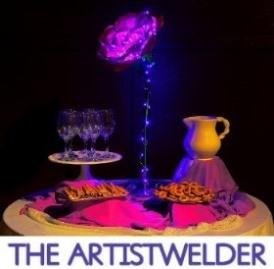 The Artistwelder Utah wedding reception decorations